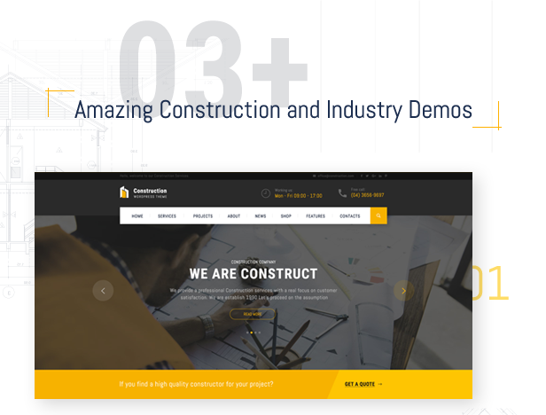 03 Construction Designs
